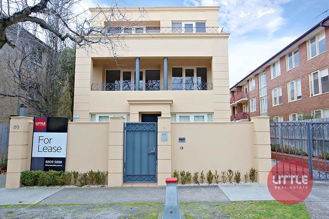 Picture of 4/20 Denbigh Road, ARMADALE VIC 3143