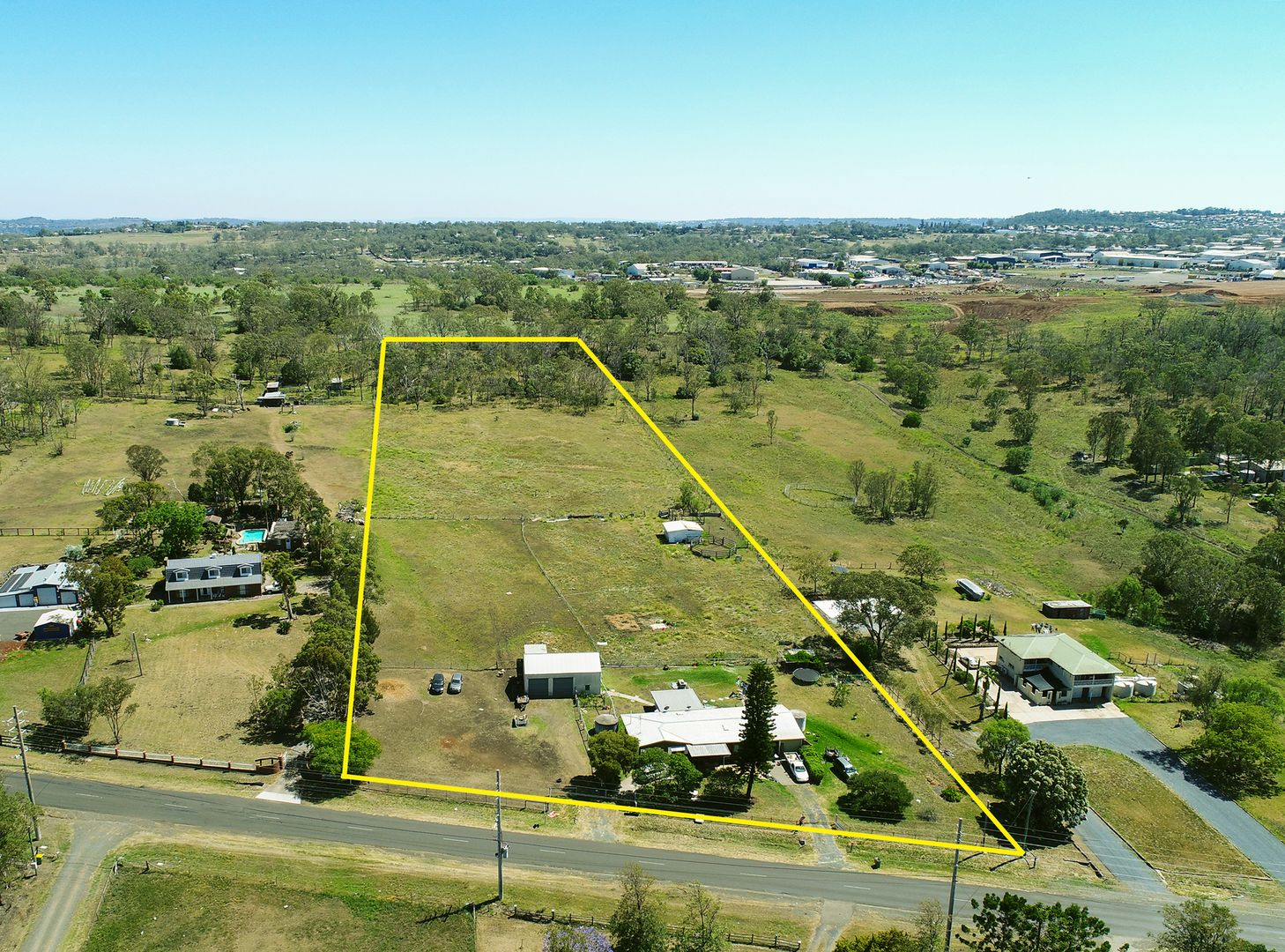 251-253 Hursley Road, Torrington QLD 4350