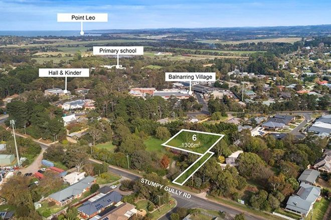 Picture of Lot 6/21 - 25 Stumpy Gully Road, BALNARRING VIC 3926