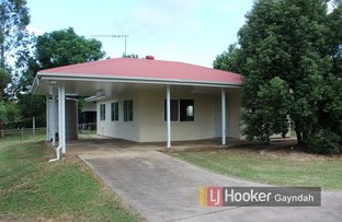 Picture of 87A Capper Street, Gayndah QLD 4625
