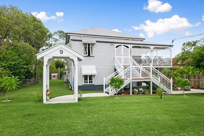 Picture of 9 Newtown Street, EAST IPSWICH QLD 4305