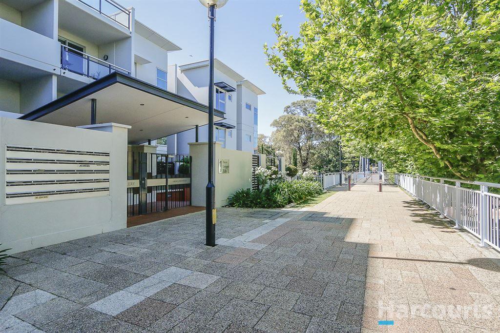 17/1 Henry Lawson Walk, East Perth WA 6004, Image 1