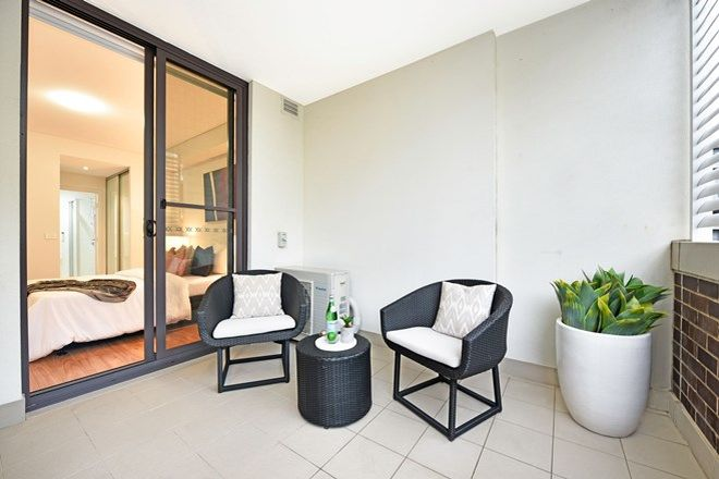 Picture of 403/25 Hill Road, WENTWORTH POINT NSW 2127
