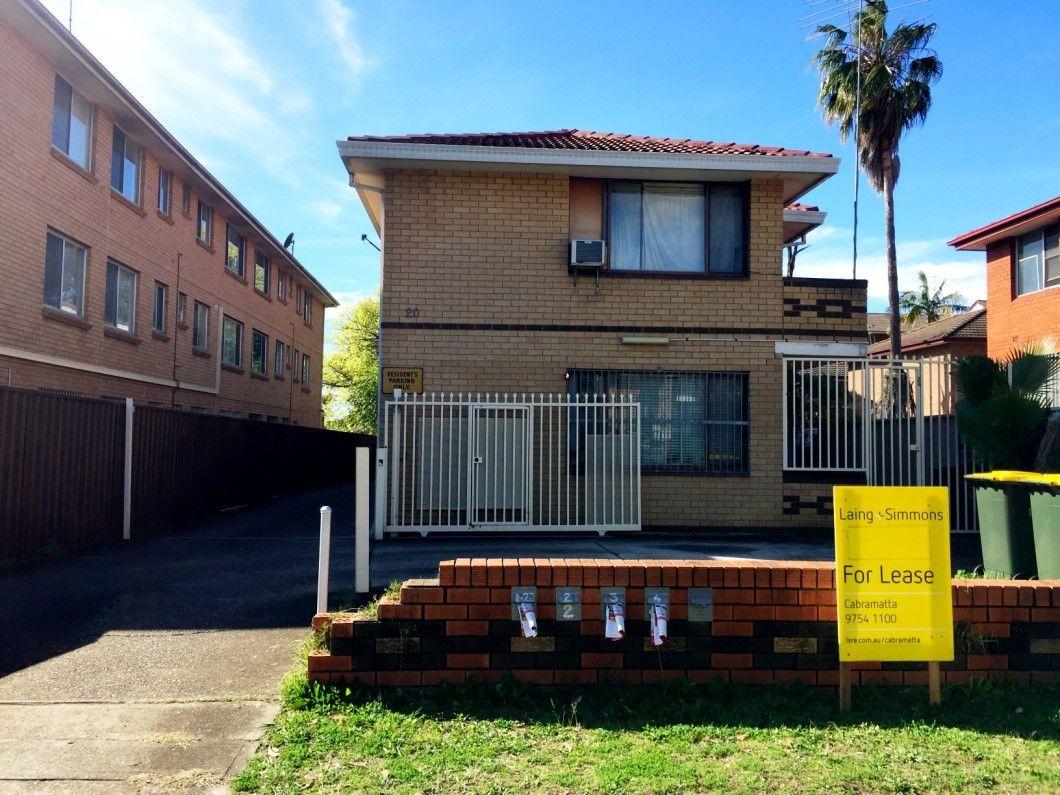 4/20 Hill Street, Cabramatta NSW 2166, Image 0