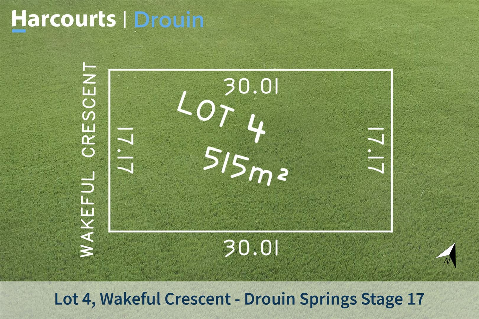 Lot 4 Wakeful Crescent, Drouin VIC 3818, Image 0
