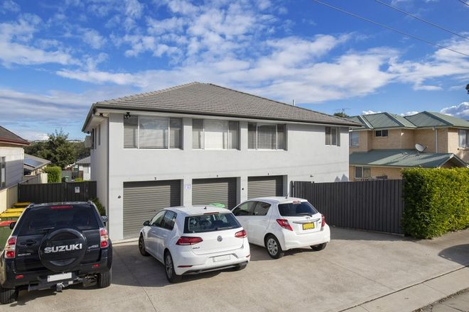 Picture of 1-7/21 William Street, JESMOND NSW 2299