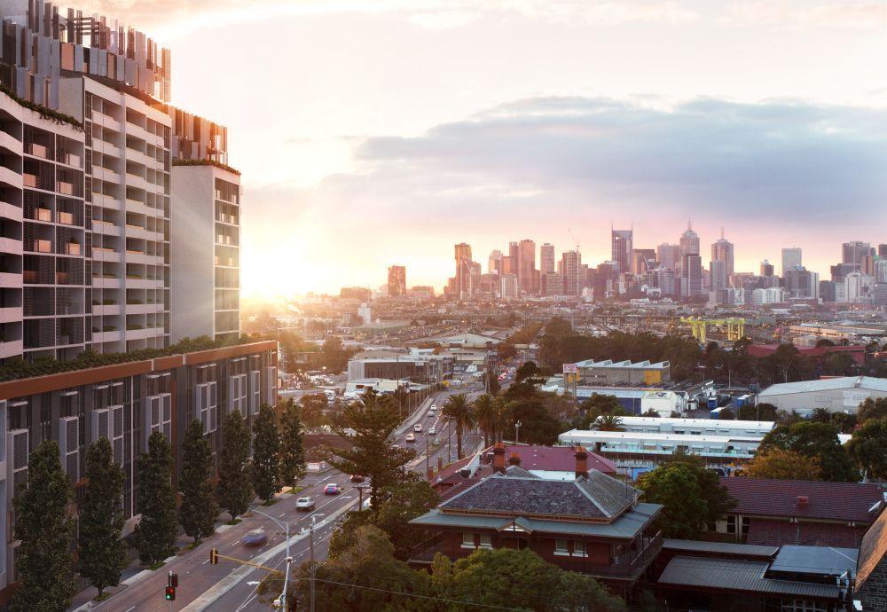 406E/18-24 Hopkins Street, Footscray VIC 3011, Image 1