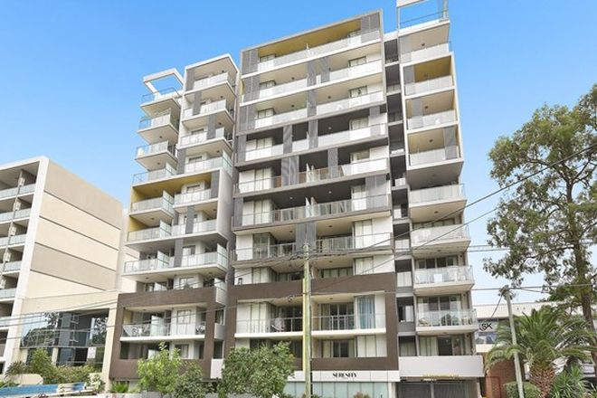 Picture of 404/10-12 French Avenue, BANKSTOWN NSW 2200