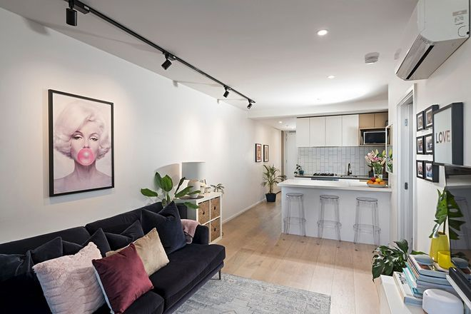 Picture of 602/470 Smith Street, COLLINGWOOD VIC 3066