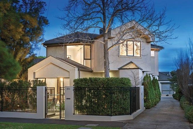 Picture of 22A Lansdown Street, BRIGHTON EAST VIC 3187