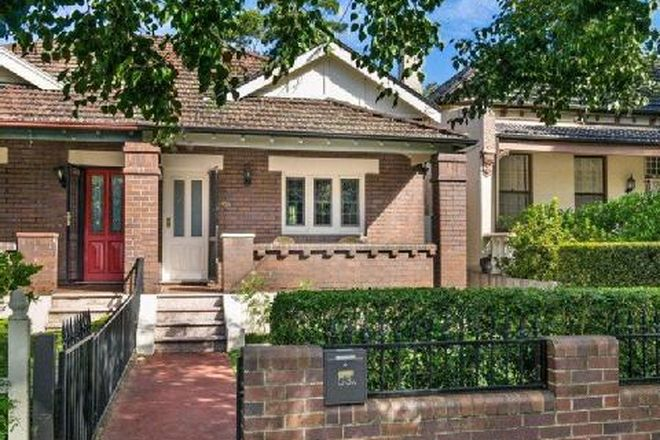 Picture of 93a Brighton Street, PETERSHAM NSW 2049