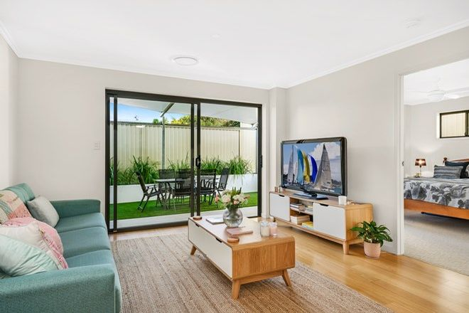 Picture of 2/15 Percy Street, REDCLIFFE QLD 4020