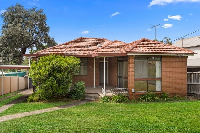 Picture of 101 Windsor Road, NORTHMEAD NSW 2152
