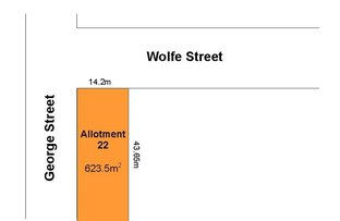 Picture of Allot 21 Wolfe Street, Jamestown SA 5491
