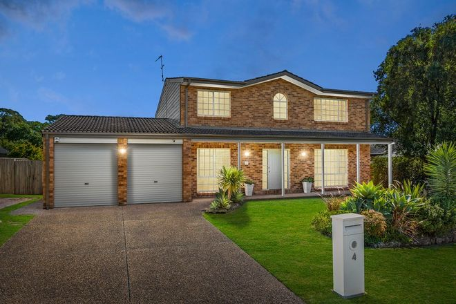 Picture of 4 Lindeman Close, ELEEBANA NSW 2282