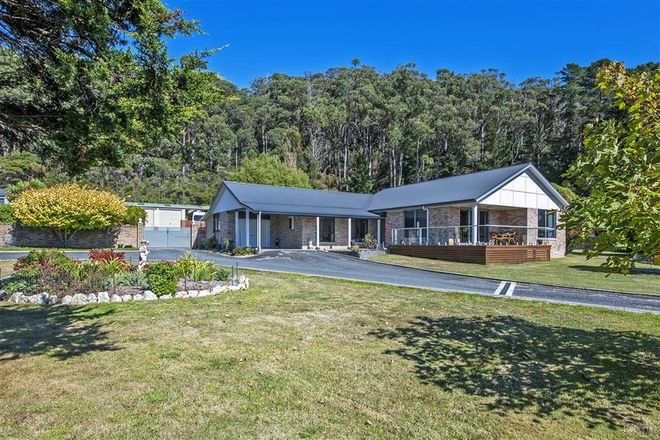 Picture of 548 Bass Highway, HEYBRIDGE TAS 7316