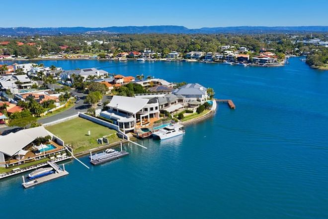 Picture of 85 Commodore Drive, PARADISE WATERS QLD 4217