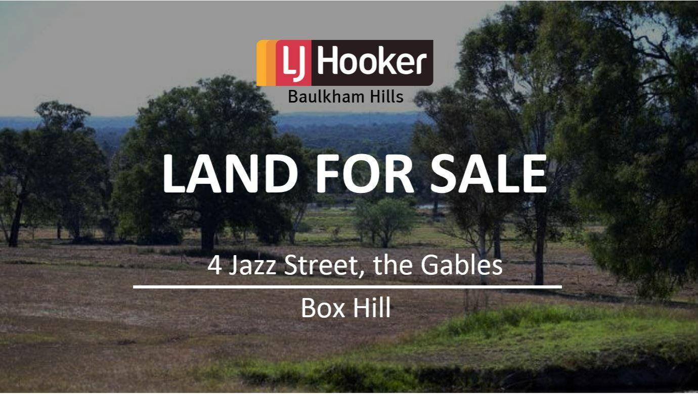 4 Jazz Street, Box Hill NSW 2765, Image 0
