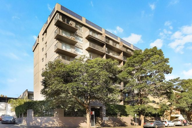 Picture of 307/144 Mallett Street, CAMPERDOWN NSW 2050