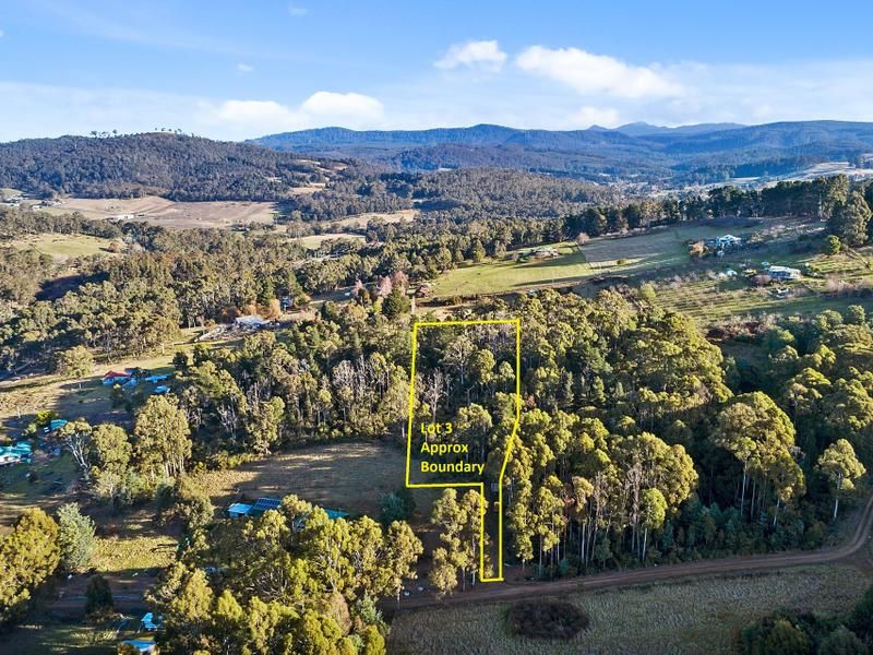 Lot 3 Evans Road, Port Huon TAS 7116, Image 1