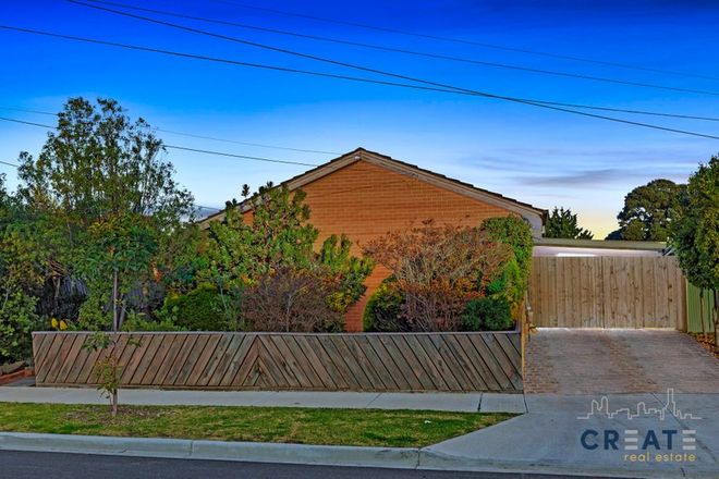 Picture of 9 Mccoubrie Avenue, SUNSHINE WEST VIC 3020