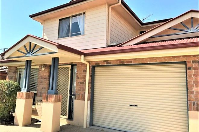 Picture of 2/8 Drayton Terrace, WYNNUM QLD 4178