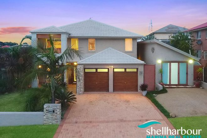 Picture of 10 Lord Howe Avenue, SHELL COVE NSW 2529