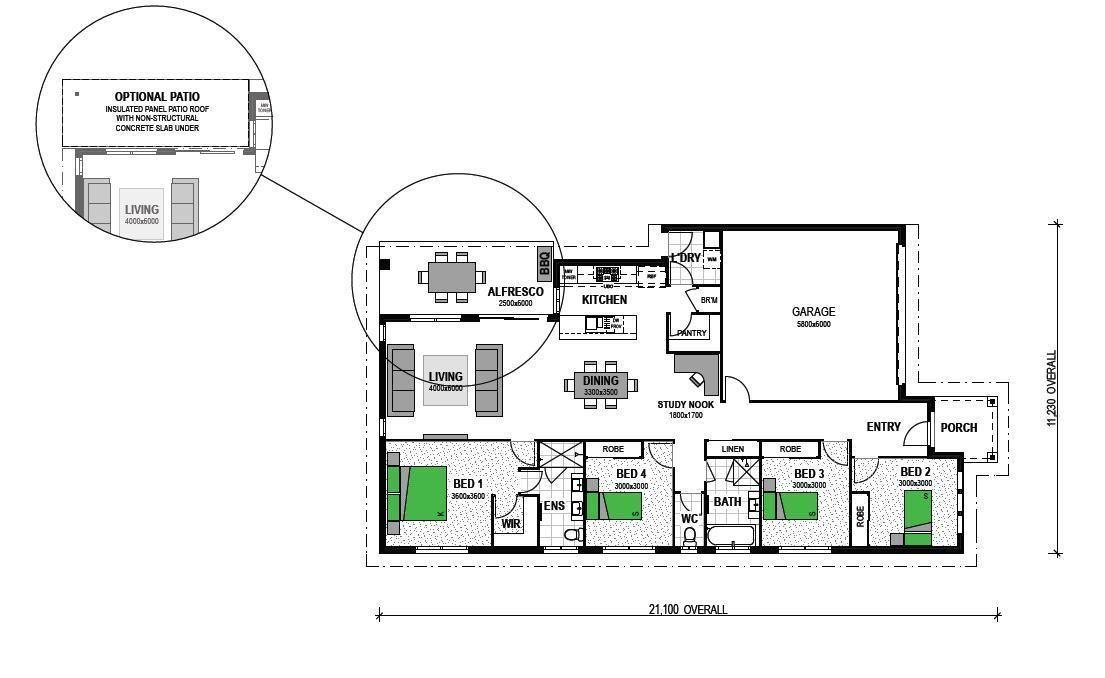 lot 88 Killara Estate, Logan Reserve QLD 4133, Image 2