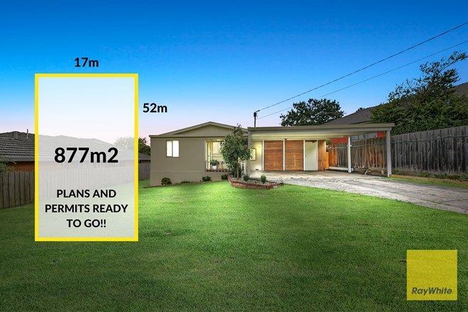 Picture of 52 Charles Avenue, HALLAM VIC 3803