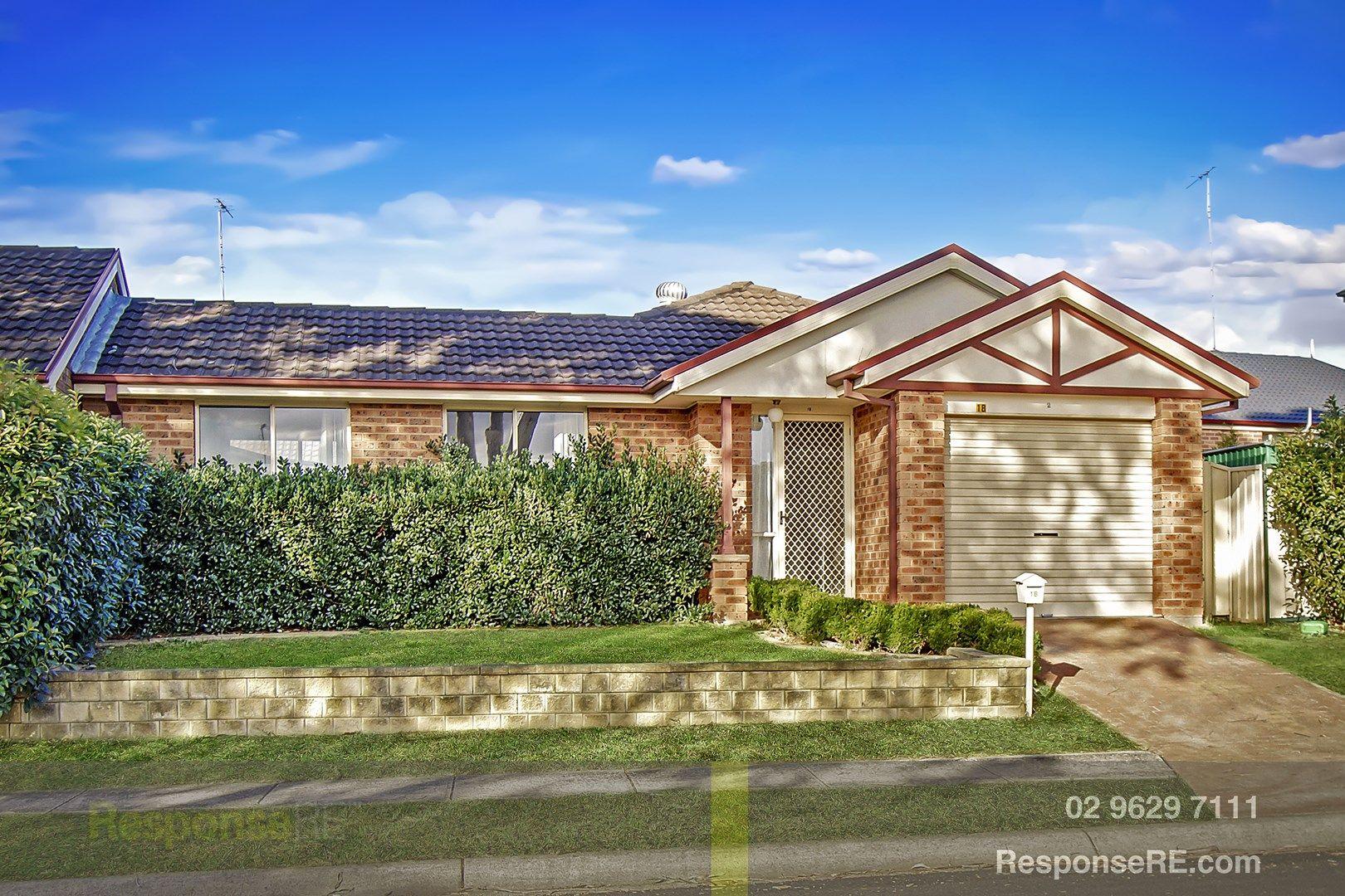 1B Burnham  Avenue, Glenwood NSW 2768, Image 0