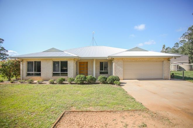 Picture of 58 Lubach Road, GEHAM QLD 4352