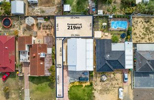 Picture of 37A Currajong Crescent, Craigie WA 6025