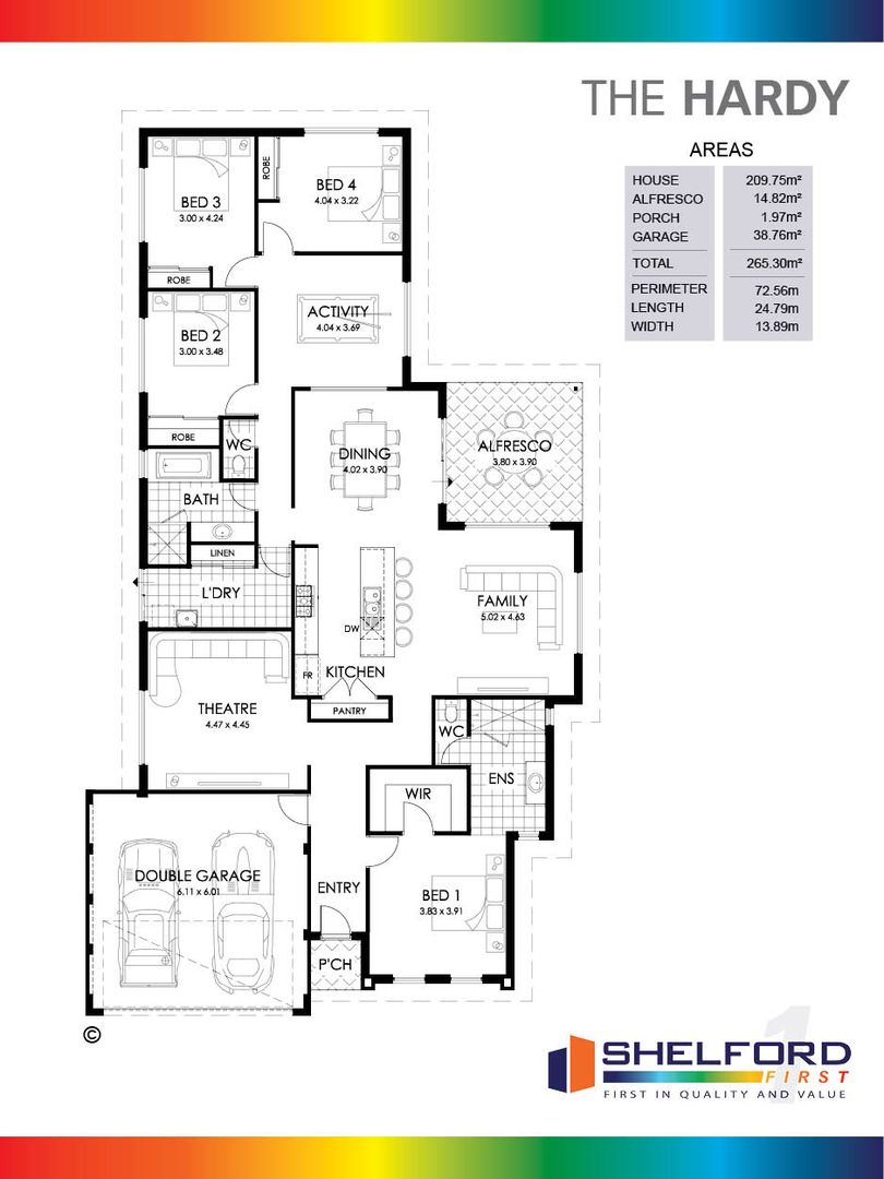 Lot 510 Robson Avenue, Hilbert WA 6112, Image 1