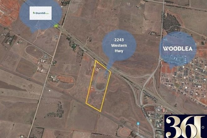 Picture of 2243 Western Highway, ROCKBANK VIC 3335
