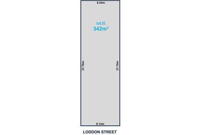 Picture of Lot 51, 5 Loddon Street, FERRYDEN PARK SA 5010