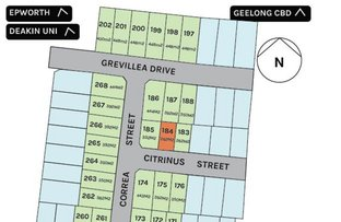 Picture of Lot 184 Citrinus Avenue, Mount Duneed VIC 3217