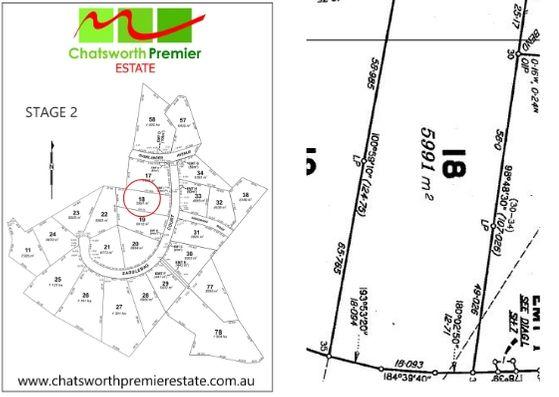 Lot 18 SADDLEBAG COURT, Chatsworth QLD 4570, Image 1