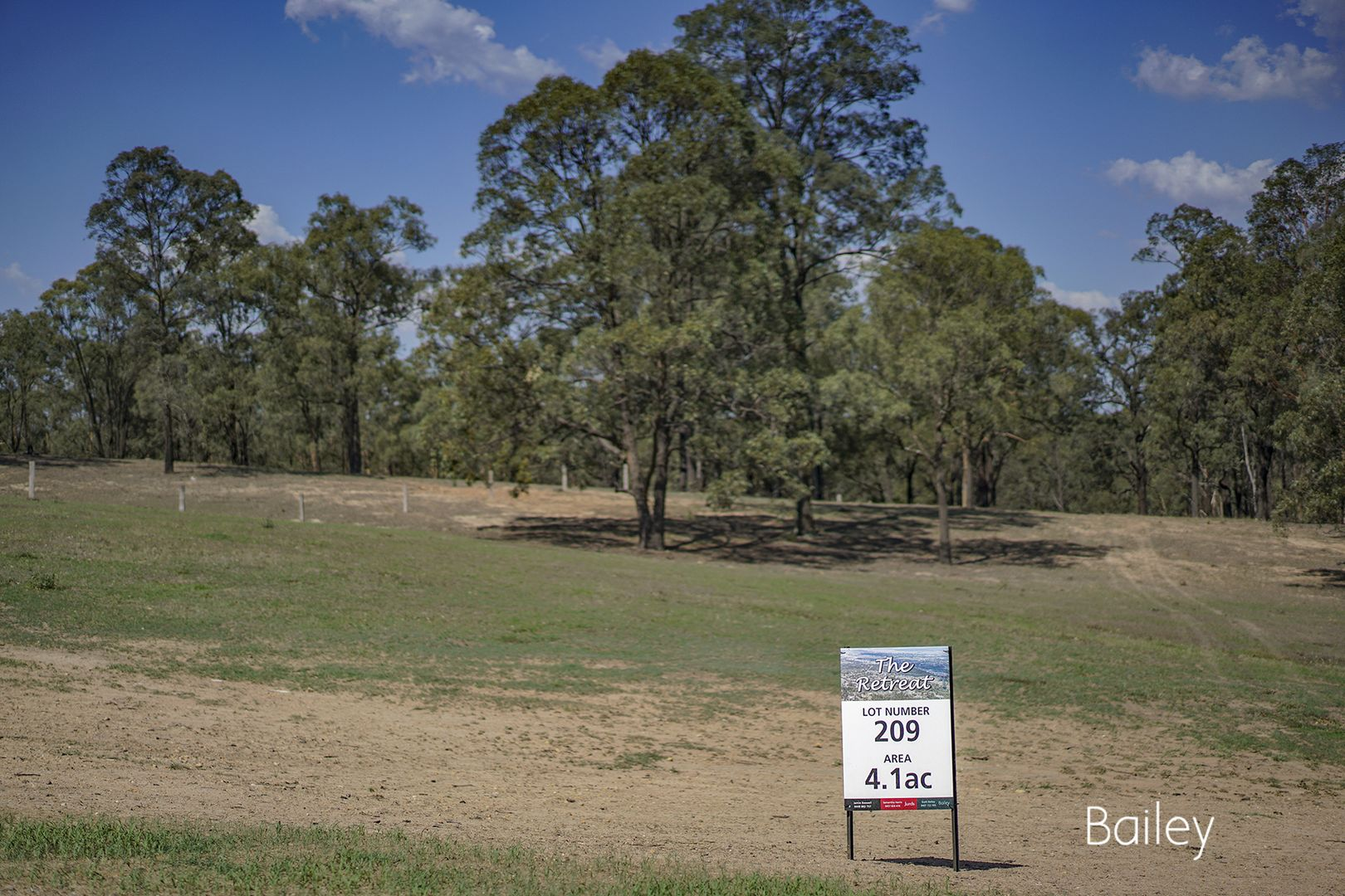 Lot 209 Retreat  Road, Singleton NSW 2330, Image 0