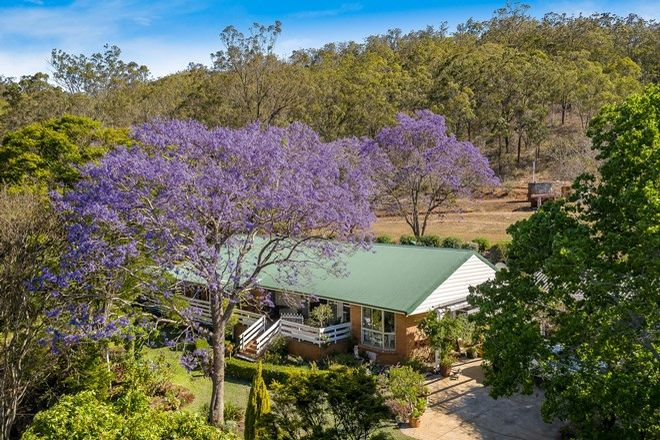 Picture of 39 Upper Flagstone Creek Road, UPPER FLAGSTONE QLD 4344