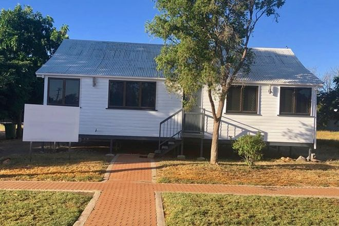 Picture of 34 Stansfield Street, HUGHENDEN QLD 4821