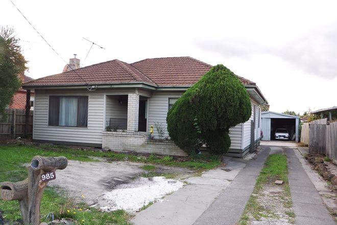 Picture of 985 Heatherton Road, SPRINGVALE VIC 3171