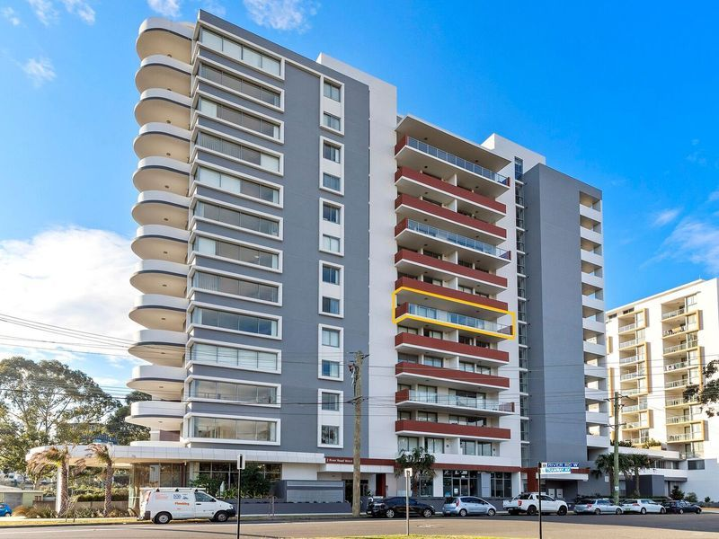 608/2 RIVER ROAD, Parramatta NSW 2150, Image 1