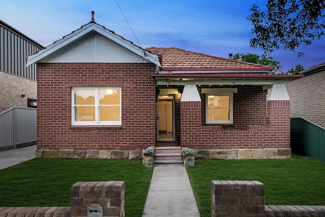 Picture of 30 Melbourne Street, CONCORD NSW 2137