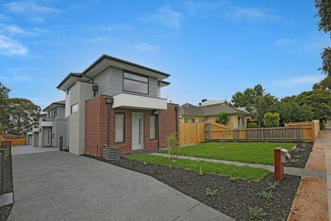 Picture of 2/21 View St, PASCOE VALE VIC 3044