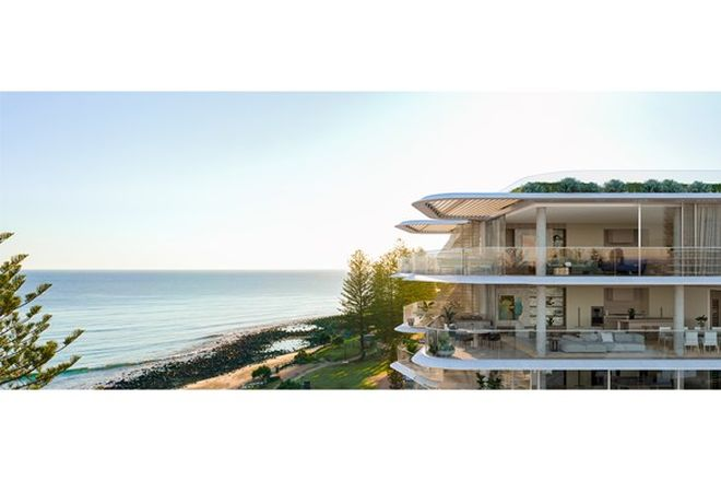Picture of 501/46 Goodwin Terrace, BURLEIGH HEADS QLD 4220