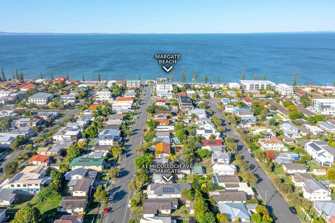 Picture of 41 McCulloch Avenue, MARGATE QLD 4019