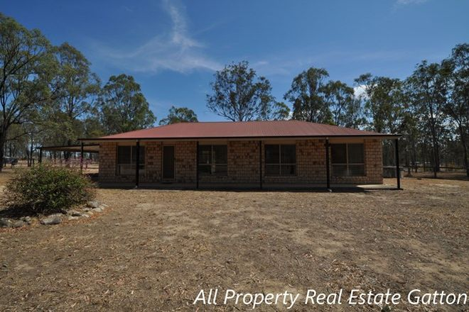 Picture of 95 Tillack Road, GATTON QLD 4343