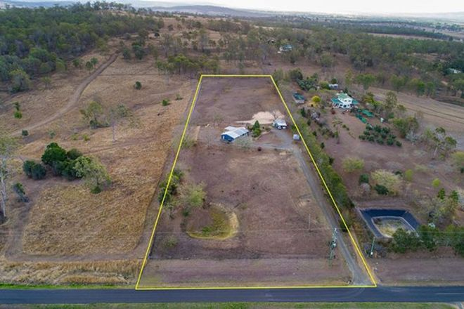 Picture of 265 Roadvale Harrisville Road, BLANTYRE QLD 4310