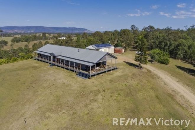 Picture of 25-61 Jenkinsons  Road, STONY CREEK QLD 4514