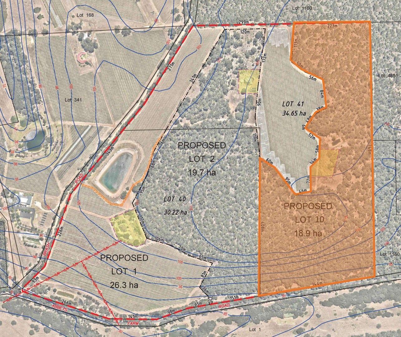 Proposed Lot 10 Abbeys Farm Road, Yallingup WA 6282, Image 1